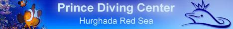 Prince Diving Center Hurghada Egypt