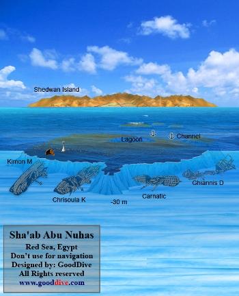 Abu nuhas wreck