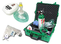First Aid Kits and Oxygen Kits